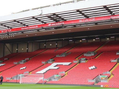 Fußballreise - Anfield Road (Liverpool FC vs. Manchester United & Stadiontour) | Groundhopping