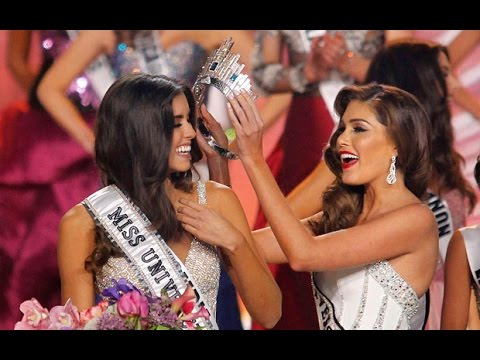 Miss Colombia Paulina Vega crowned Miss Universe 2015