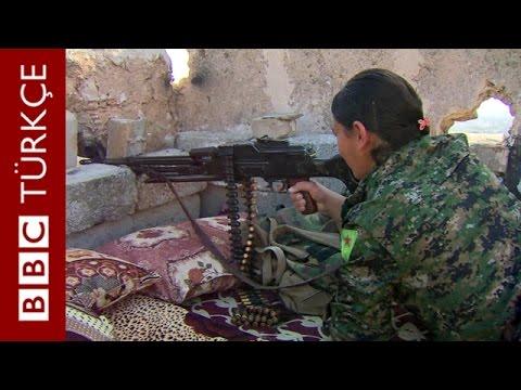 BBC Şengal'de PKK-IŞİD çatışmasını görüntüledi - BBC TÜRKÇE