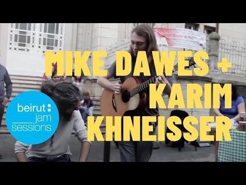 Beirut Jam Sessions | Mike Dawes & Karim Khneisser - A Tribute to Rock