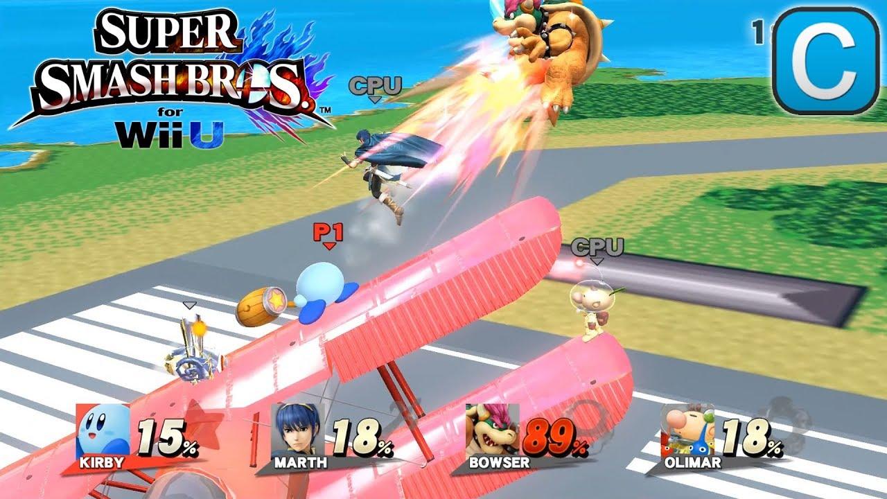 super smash bros for nintendo 3ds and wii u emulator