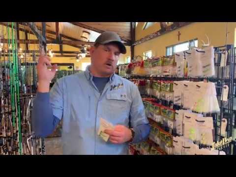 Lake Bridgeport Fishing Report - February 14th (CUSTOM JIGS)
