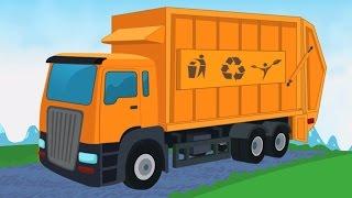 Müllauto | die Video-Transport fü...