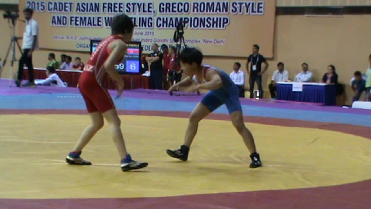 Mat Wrestling Kushti Matches 7