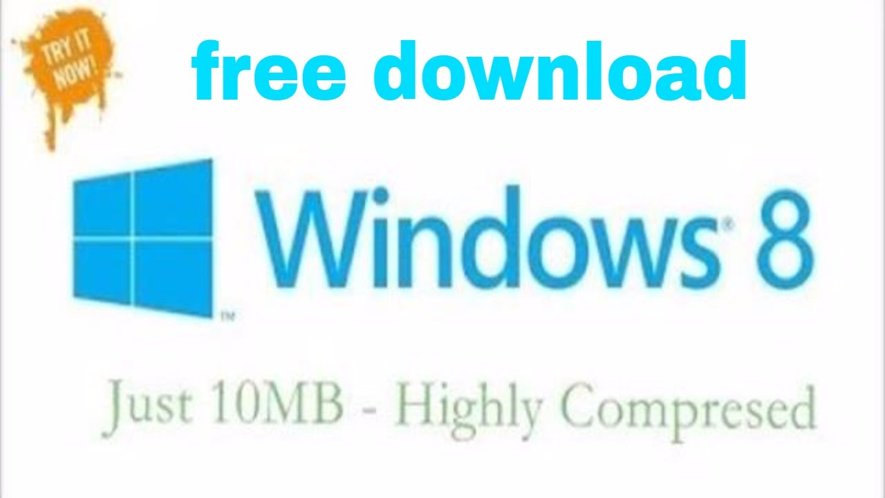 windows 8 os compressed free download