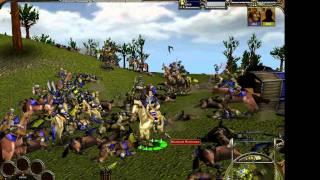 warrior kings battles epic battle!