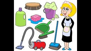 Моем чистим убираем Мотивация на уборку