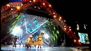 Gambar cover Pas Band   Jengah  - live