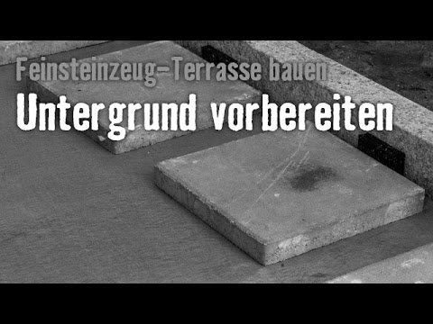 version 2013 feinsteinzeug terrasse bauen kapitel 4 hornbach meisterschmiede youtube. Black Bedroom Furniture Sets. Home Design Ideas