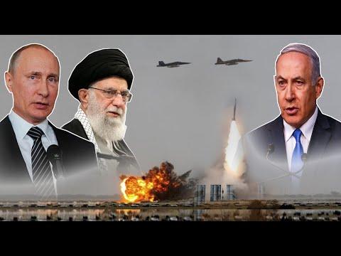 EXCLUSIVO: Por Esta  Razón  Rusia E Irán Evitan Una Guerra   Contra Israel