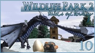 Dragon Eggs in the Icy Forests!! • Wildlife Park 2: Fields of Fantasy • #10