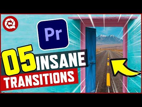 5 INSANE TRANSITIONS!