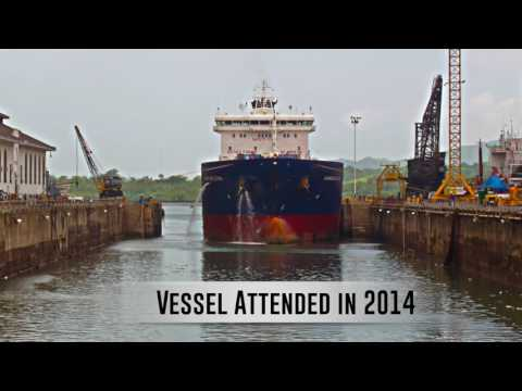 MEC Shipyards - Vessels Attended in 2013 and 2014