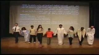 Théâtre SALUT FINAL - Le Prophète de Gibran - Alep - Aleppo - حلب