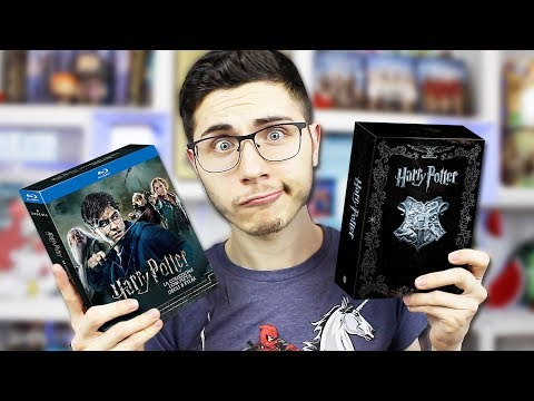 COFANETTI HARRY POTTER - Unboxing Limited e Standard Edition