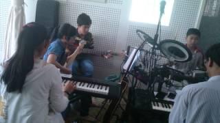 """Người tình mùa đông """"Broken hearted woman""""- Mai Tuyết & 801 band"""