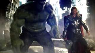 Bruce Banner is Radioactive - A Hulk Tribute