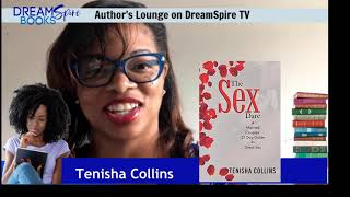 The Author's Lounge on DreamSpire TV -Tenisha Collins Excerpt