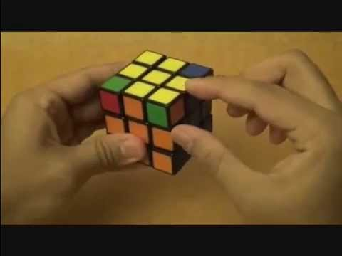 How To Solve A 3x3 Rubiks Cube