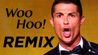 Grito Cristiano Ronaldo Remix - Woo Hoo Mashup | GLOVER Lab