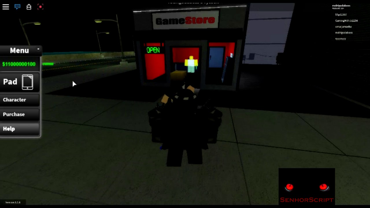 Roblox Game Store Tycoon Unlimited Money Script Youtube