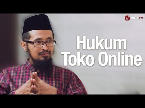 Bincang Santai: Hukum Toko Online (Jual Beli Online) - Ustadz Dr. Muhammad Arifin Badri, MA.