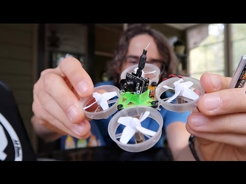 Worlds Smallest Racing Drone, HOW COOL CAN IT BEE?