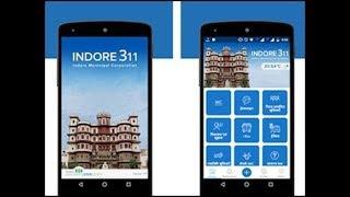 Indore 311-Irresposible behaviour of responsibles screenshot 3