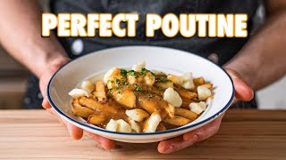 Cheesy Poutine With Homemade French Fries (2 Ways)
