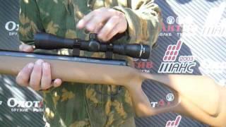 Пневматическая винтовка с газовой пружиной – Benjamin Titan NP
