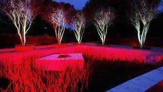 видео Как сделать правильное освещение участка загородного дома