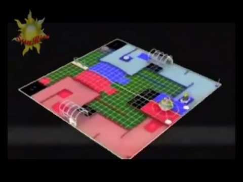 Luật thi ABU-Robocon 2012 (Phụ đề Tiếng Việt) - Rules Of ABU-Robocon 2012