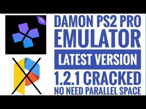 DAMON PS2 PRO 1 2 1 LATEST VERSION WORK 100% WITHOUT PARREL SPACE ON