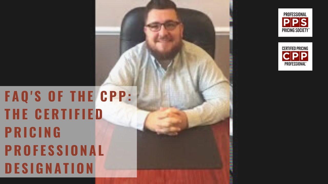 5 Benefits of Obtaining A CPP Designation