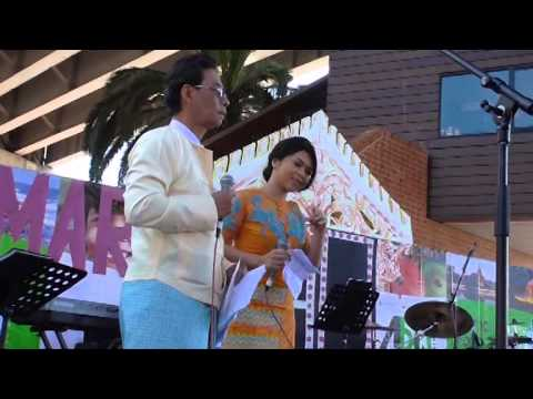 Burmese Food and Cultural Show 2014- Darling Harbour