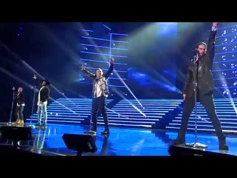 Backstreet Boys  I want it that way @ The Axis PH  Las Vegas, 1422018