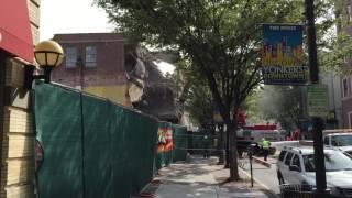 Yonkers Main Street demolition