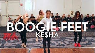 Boogie Feet - Kesha | Radix Dance Fix Season 2 Ep 2 | Brian Friedman Choreography