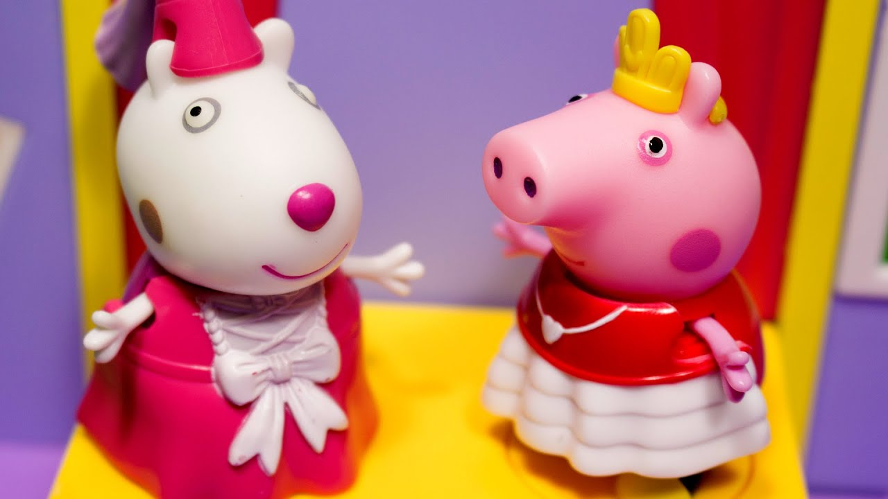 Мультик Свинка Пеппа - смотреть все серии подряд