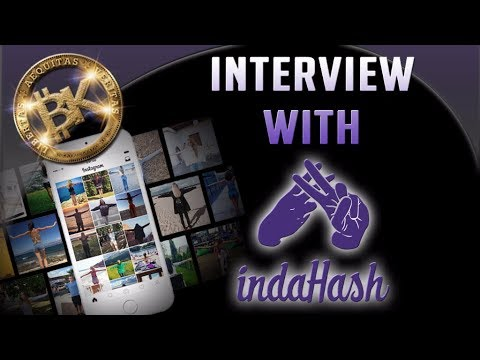 IndaHash - Best ICO of 2017? 🤔 Blockchain Advertising Digital Marketing Cryptocurrency News BTC USD