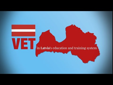 Vocational education and training in Latvia