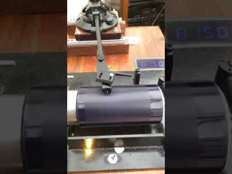 My electric cylinder phonograph I have created - first test
