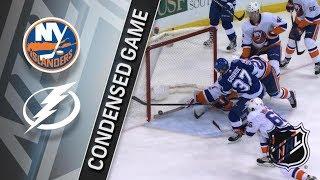 New York Islanders vs Tampa Bay Lightning December 5, 2017 HIGHLIGHTS HD