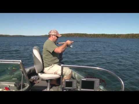 Rice Lake, WI Fishing Update 10/1/13