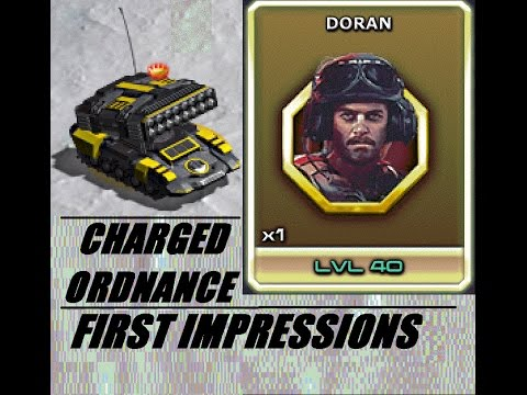 War Commander: Expert Doran Without and With Charged Ordnance [First Impressions]