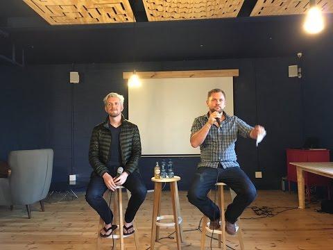 Fireside Chat with Matt Mullenweg in Cape Town