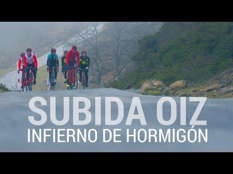 Monte Oiz - Vuelta a España   Infierno de hormigón