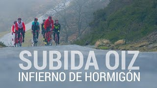 Monte Oiz - Vuelta a España 2018 | Infierno de hormigón