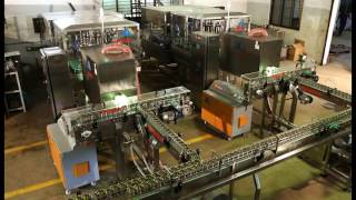 Automatic Filling Line for Condensed & Evaporated Milk