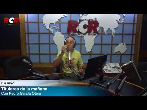 RCR750 -  Titulares de la Mañana | Jueves 14/12/2017